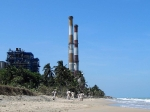 Power Plant at Compañia