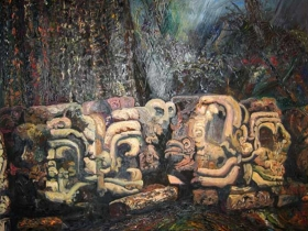 Carved Stones (Copán)