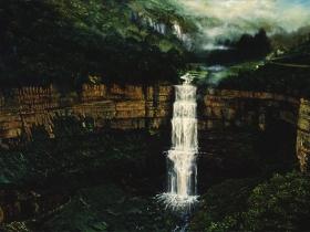 Tecondama Falls (Rio Bogotá)