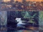 Study of the Falls Near Jirijirimo